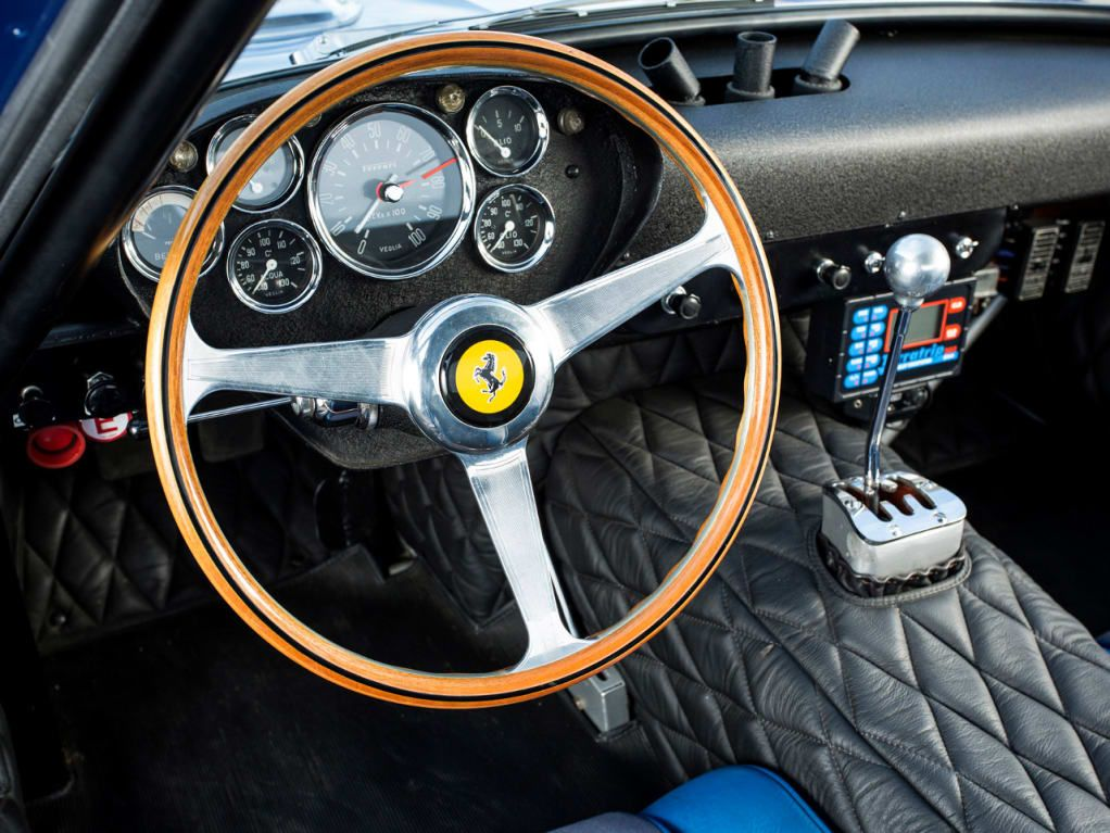 A Legendary Ferrari 250 Gto Is Set To Become World S Most