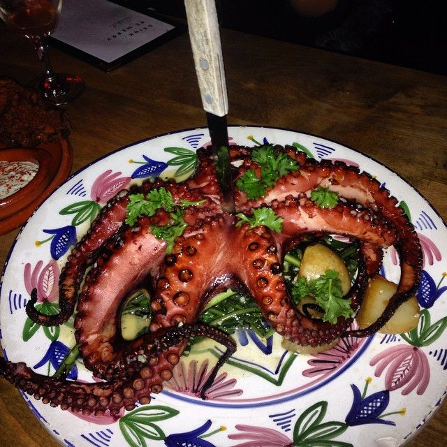 The 10 Best Octopus Dishes in Toronto u2013 TasteToronto & The 10 Best Octopus Dishes in Toronto u2013 TasteToronto | Toronto ...
