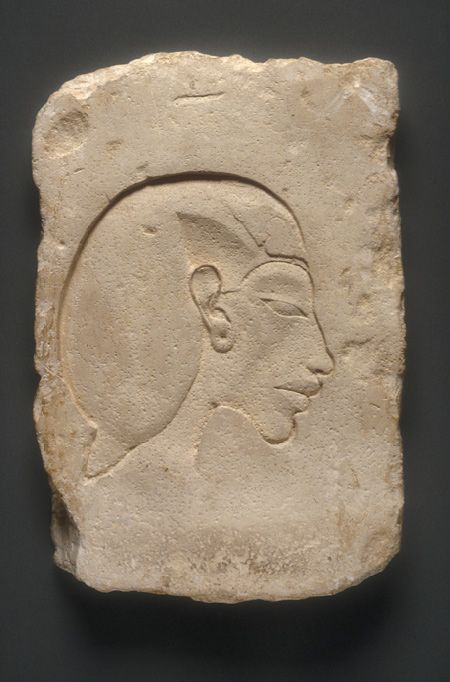 Trial Piece With Relief Of Head Of Akhenaten Egypt Art Ancient Egypt Pharaohs Ancient Egypt