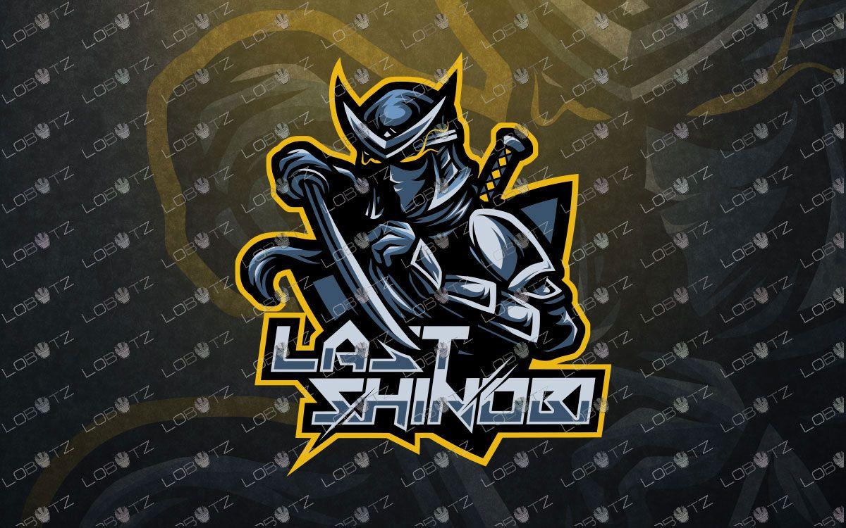 Shinobi mascot logo shinobi esports logo Esports logo