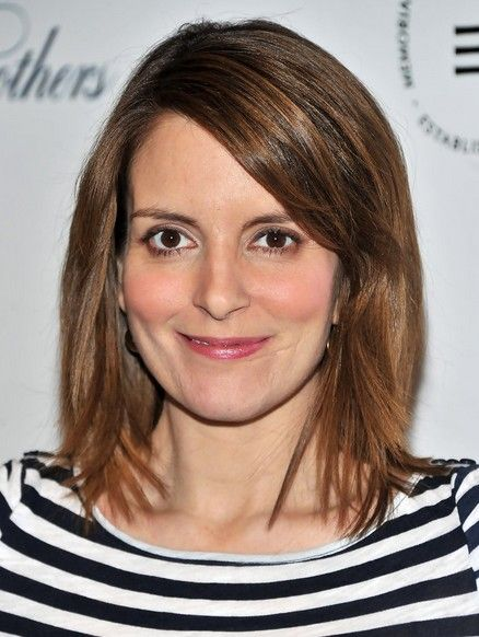 Hairstyles For Fine Straight Hair short hairstyles for fine straight hair 13 Textured Straight Shoulder Length Hairstyles For Fine Hair Tina Fey Haircut