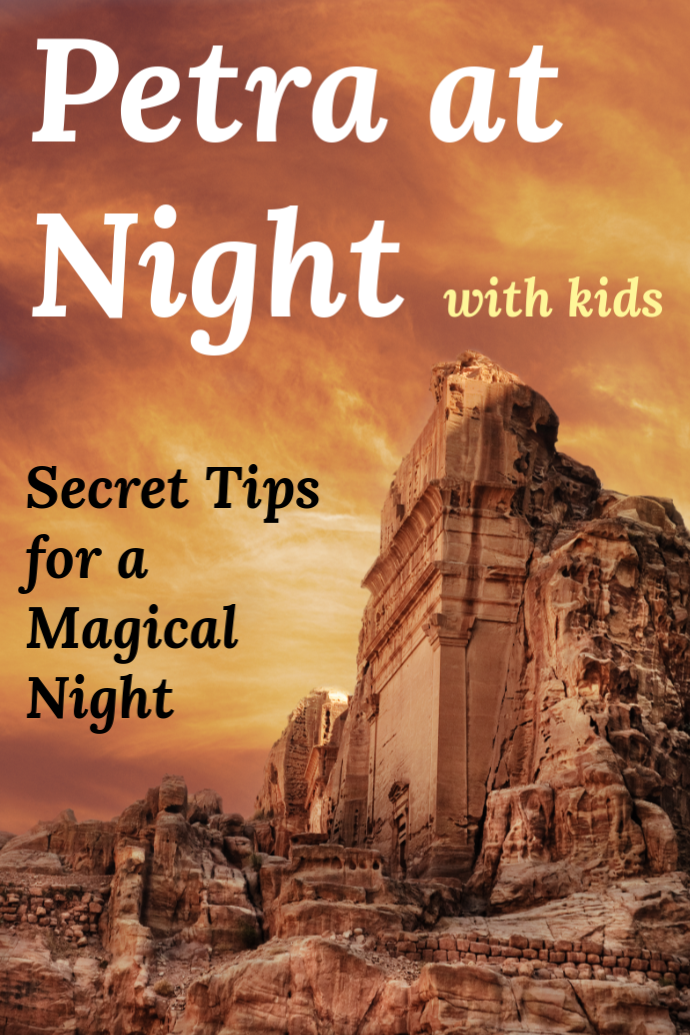 Petra by Night: Secret Tips For A Magical Night #middleeastdestinations