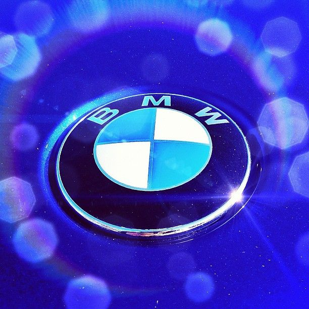 The Circular Blue And White Bmw Logo Or Roundel Evolved From The