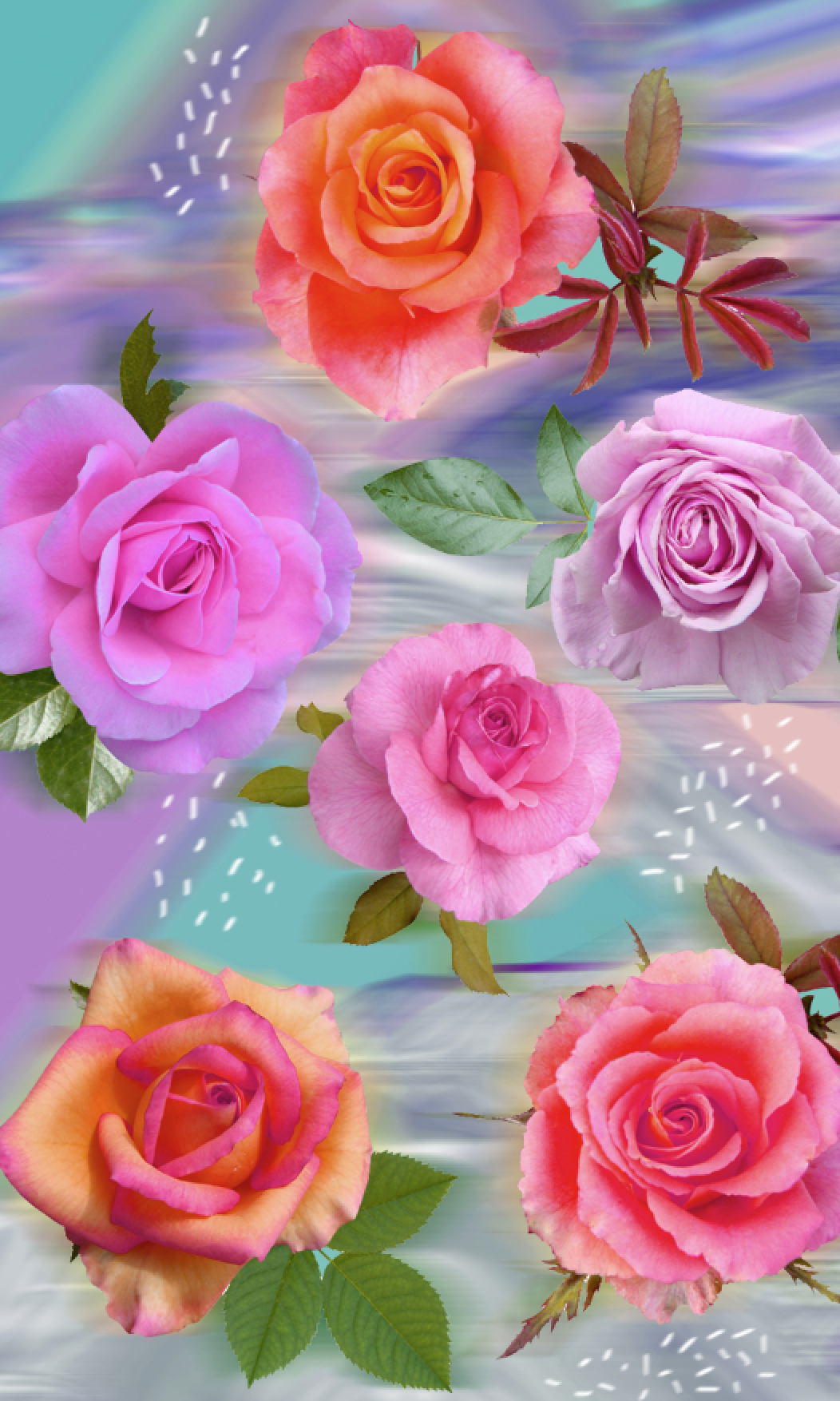 Love 3d Hd Wallpapers Flowers Rose