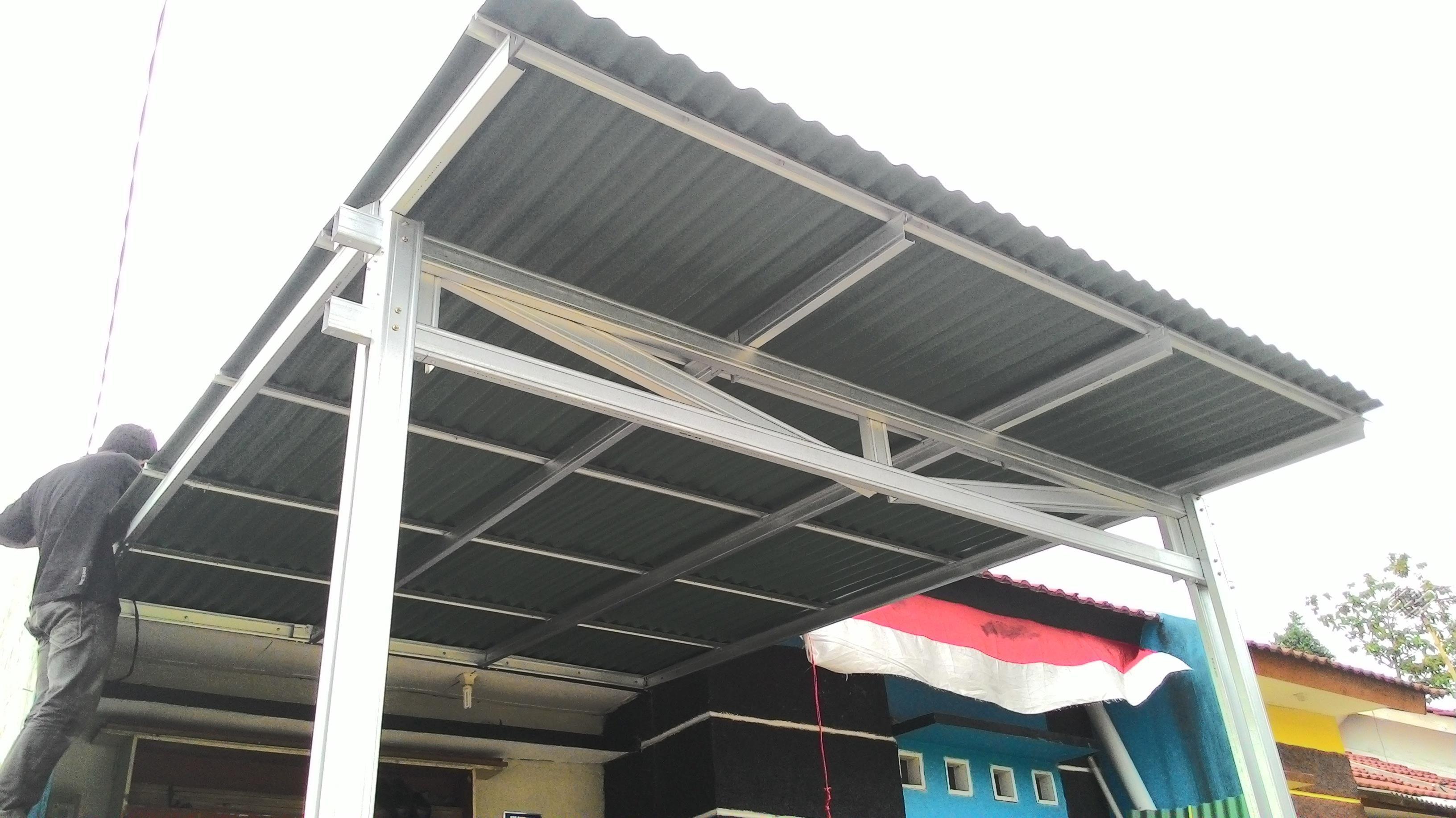 Supplier Baja Ringan Di Semarang Canopy Kuat Murah