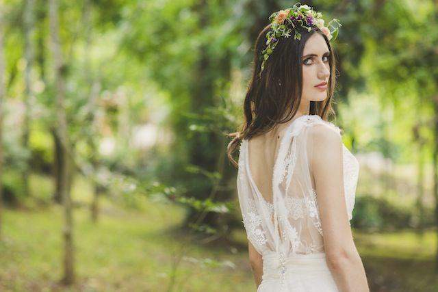 Editorial | Vestidas de Jardim