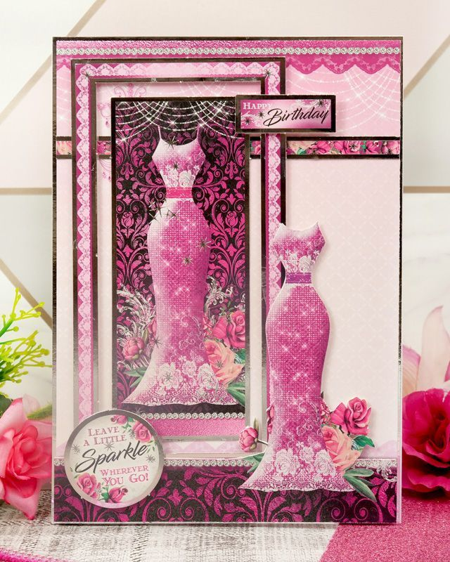Hunkydory Crafts Rose Quartz Dreams Collection Full Range Available