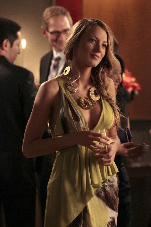 Sezon: Leighton Meester (Blair Waldorf)
