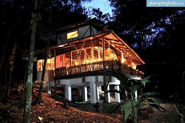 Simply Beautiful Jungle Ecolodge Glamping Jungle House Vacation Vacation Rental
