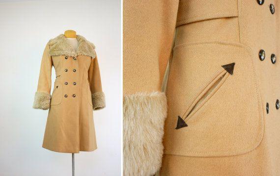 1960s Fur Coat