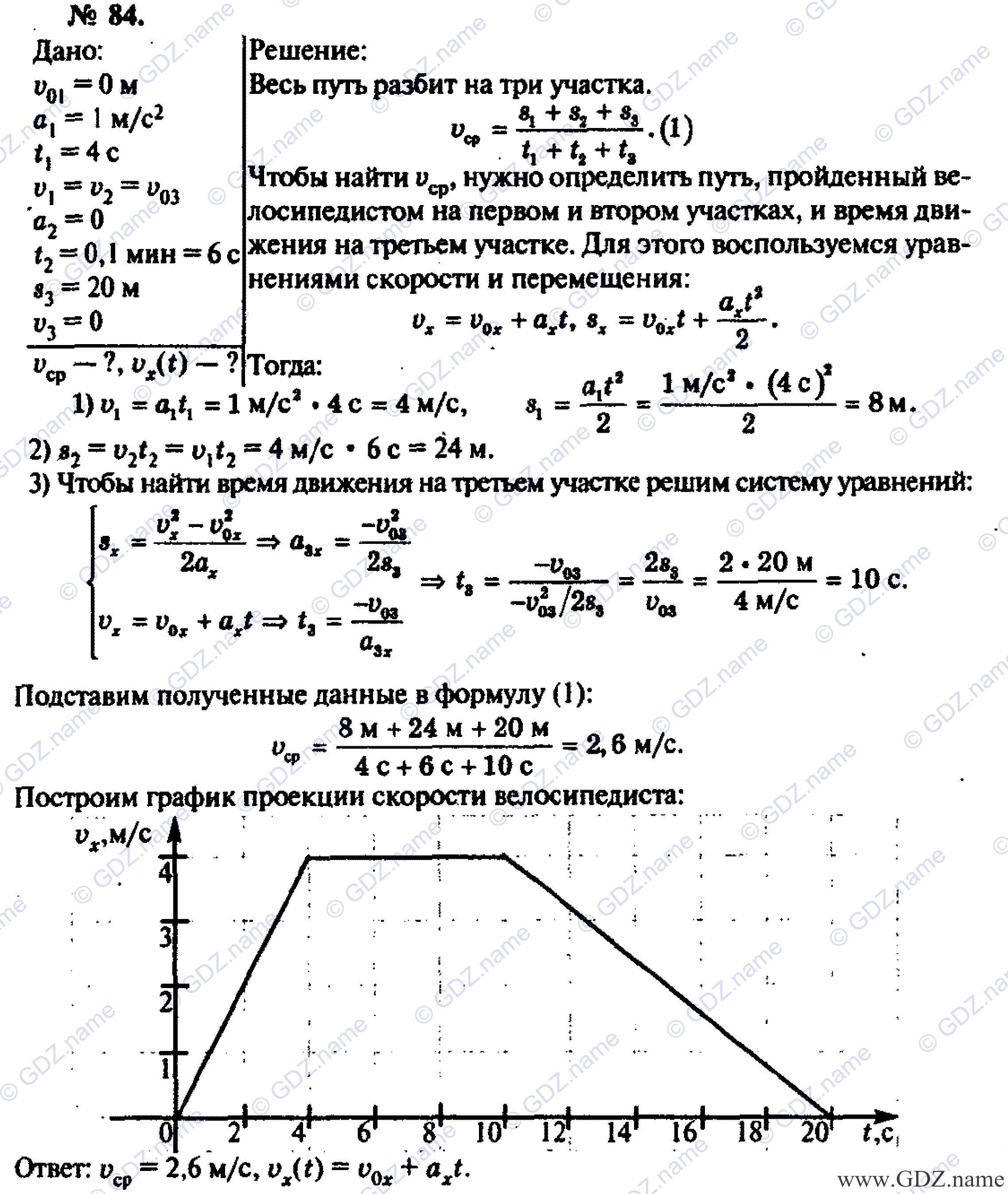Гдз сборника задач по механике