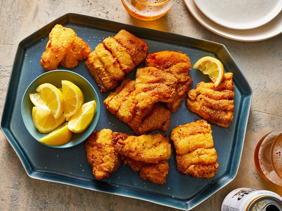 Fish Fry Recipe Easy Fish Recipes Fried Fish Food Recipes