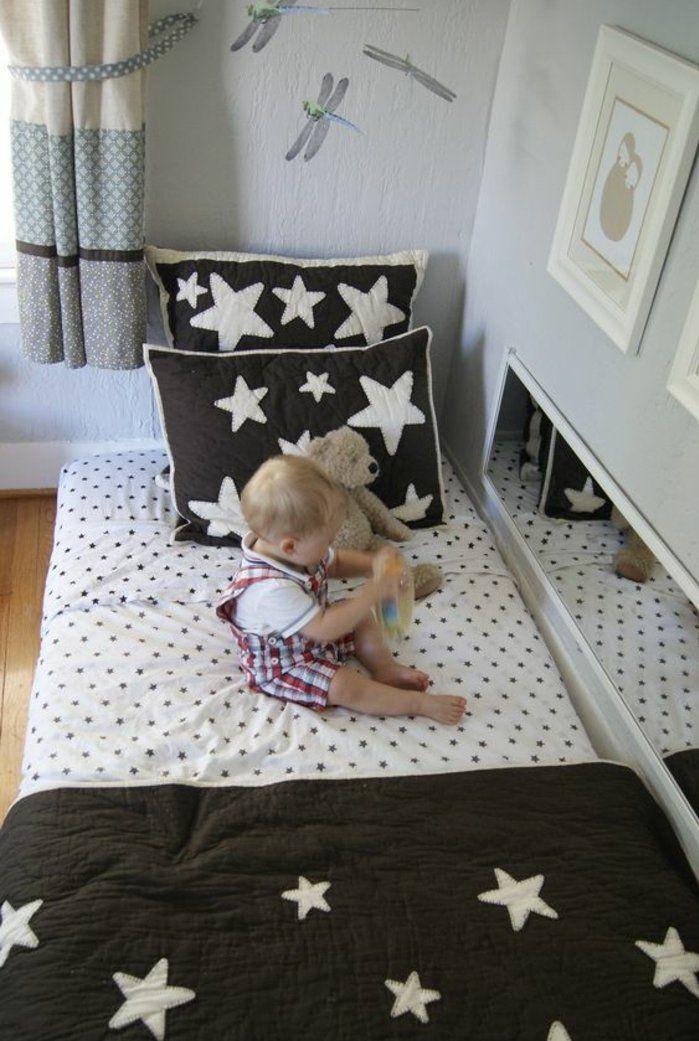 ▷1001+ idées pour aménager une chambre Montessori | Bébé montessori ...