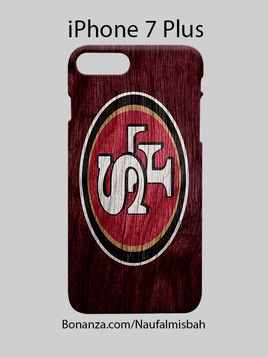 San Francisco 49ers Inspired iPhone 7 PLUS Case Cover Wrap