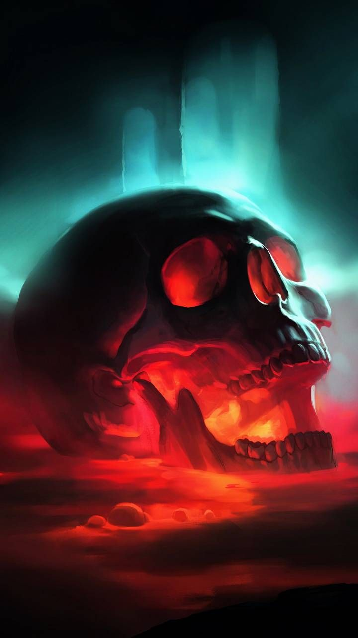 Download Skull wallpaper by x_tive 7b Free on ZEDGE