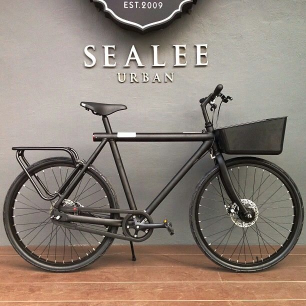 Vanmoof 3 2 Noir with Blackbox | Catch The Wind | Bicycle
