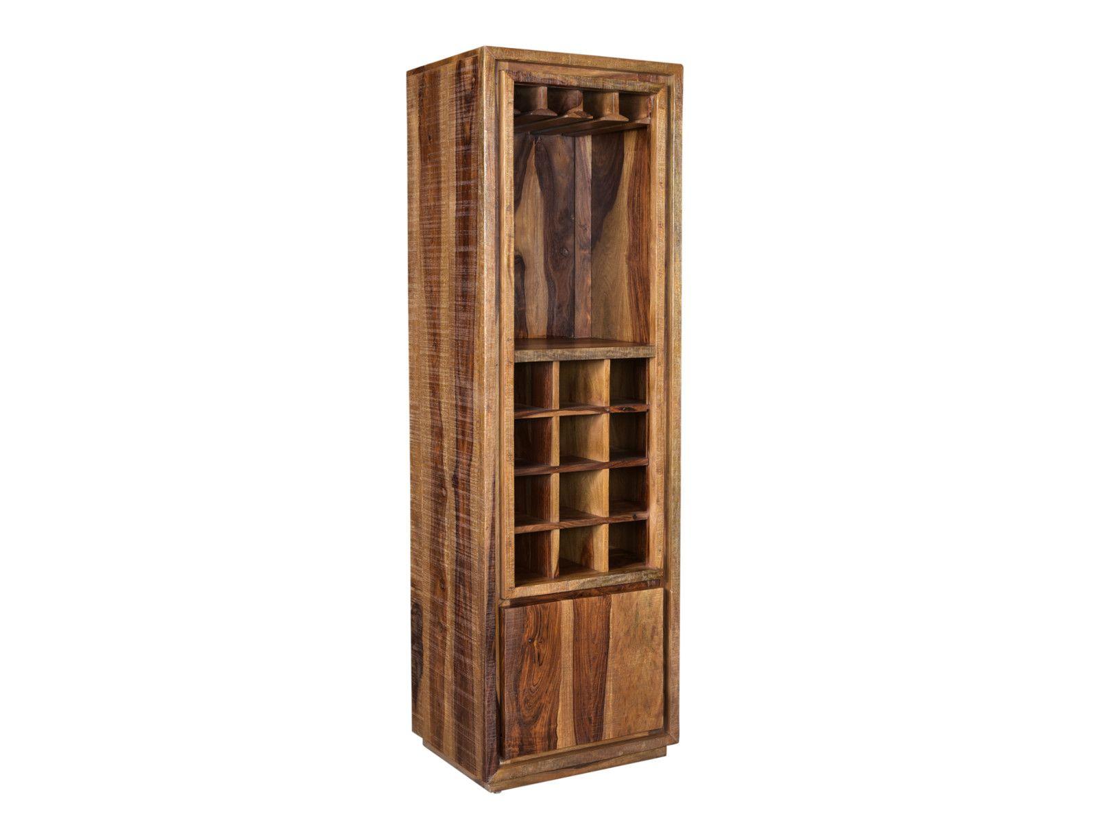 Das Weinregal Blackdale ist das ideale Möbelstück für Weinliebhaber ...