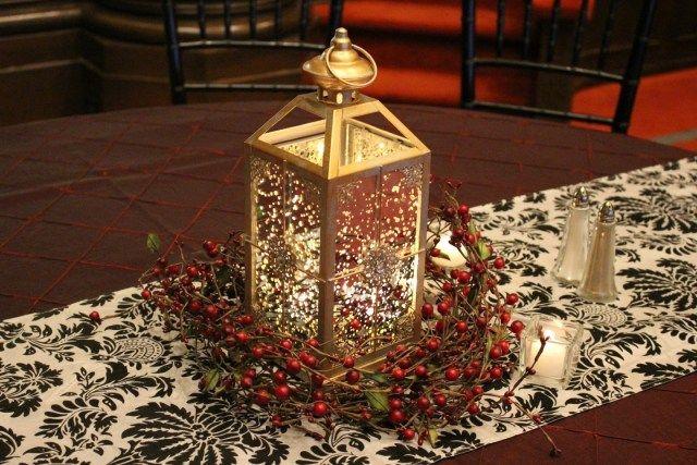 35 Stunning Christmas Wedding Decoration Ideas Christmas wedding