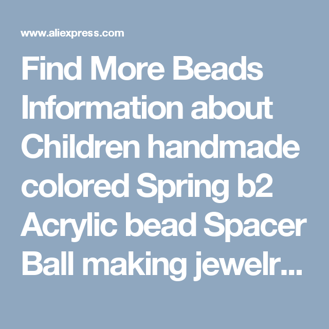 Find More Beads Information about Children handmade colored Spring b2 Acrylic bead Spacer Ball making jewelry diy beads stone rondelle mixed 15 grid box,High Quality box spacer,China box Suppliers, Cheap b2 from Playful beauty department store on Aliexpress.com