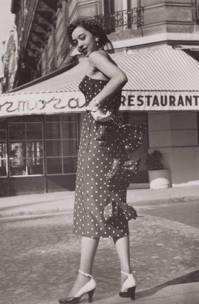 Fotos vintage de mujeres negras desnudas