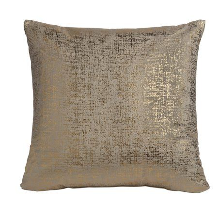 Home Decorative Pillows Pillows Gold Print