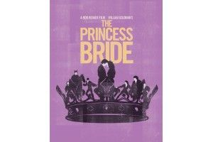 The Princess Bride (Blu-ray Disc) (Anniversary Edition) - Larger Front