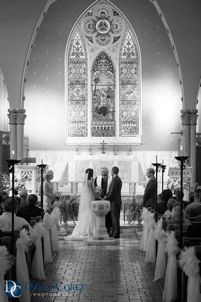 wedding picture locations akron ohio%0A Old Stone Chapel in Canton Ohio  Canton Wedding  David Corey Photography