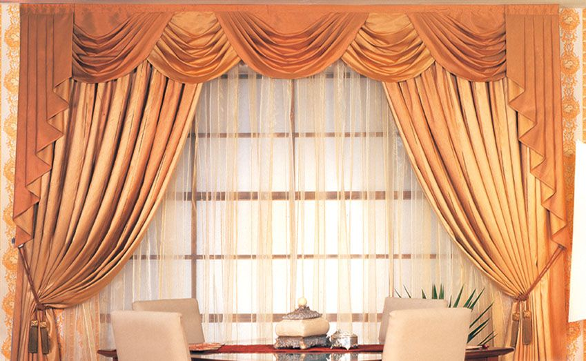 design cozy gold curtain designs dining room transparent curtain