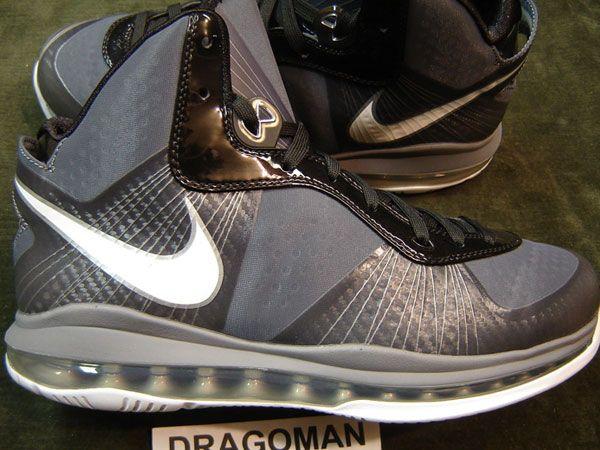 27147fe760b0 Nike Lebron 8 V2  Cool Grey  Sample