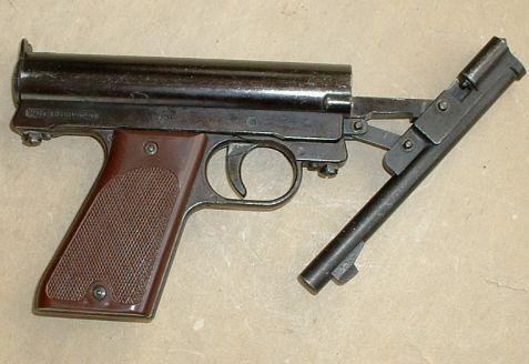Vintage Benjamin Franklin Pellet Pistol  Lovely Miscellany