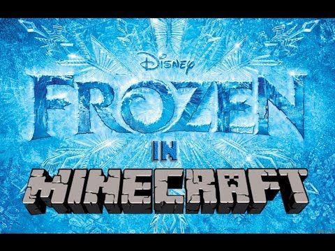 ▷ Frozen in Minecraft (Recreating Elsa's Powers Bukkit Plugin