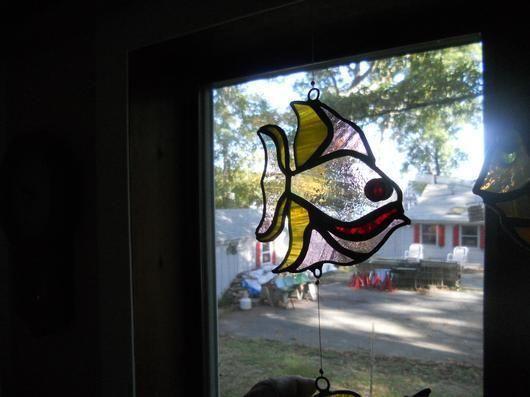 Tropical Fish Mobile - Delphi Artist Gallery