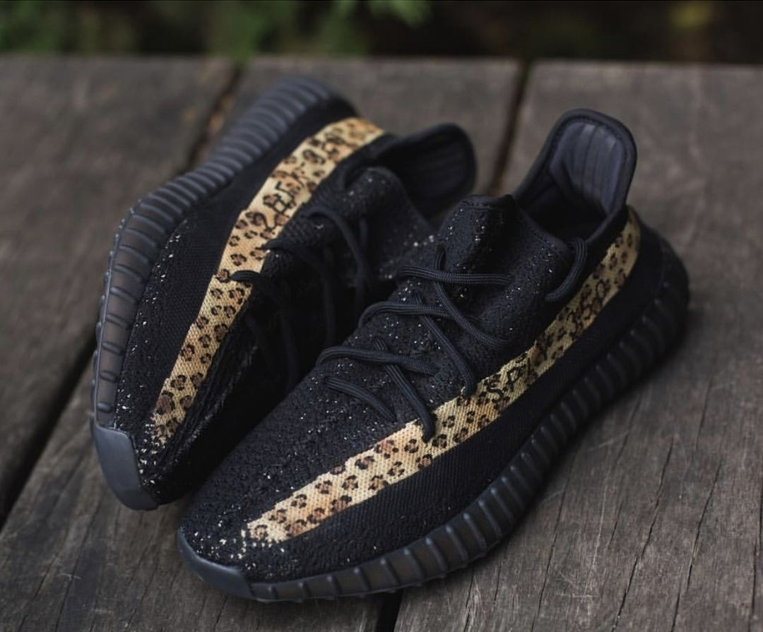 Check Out This Custom Adidas Yeezy Boost 350 Camo