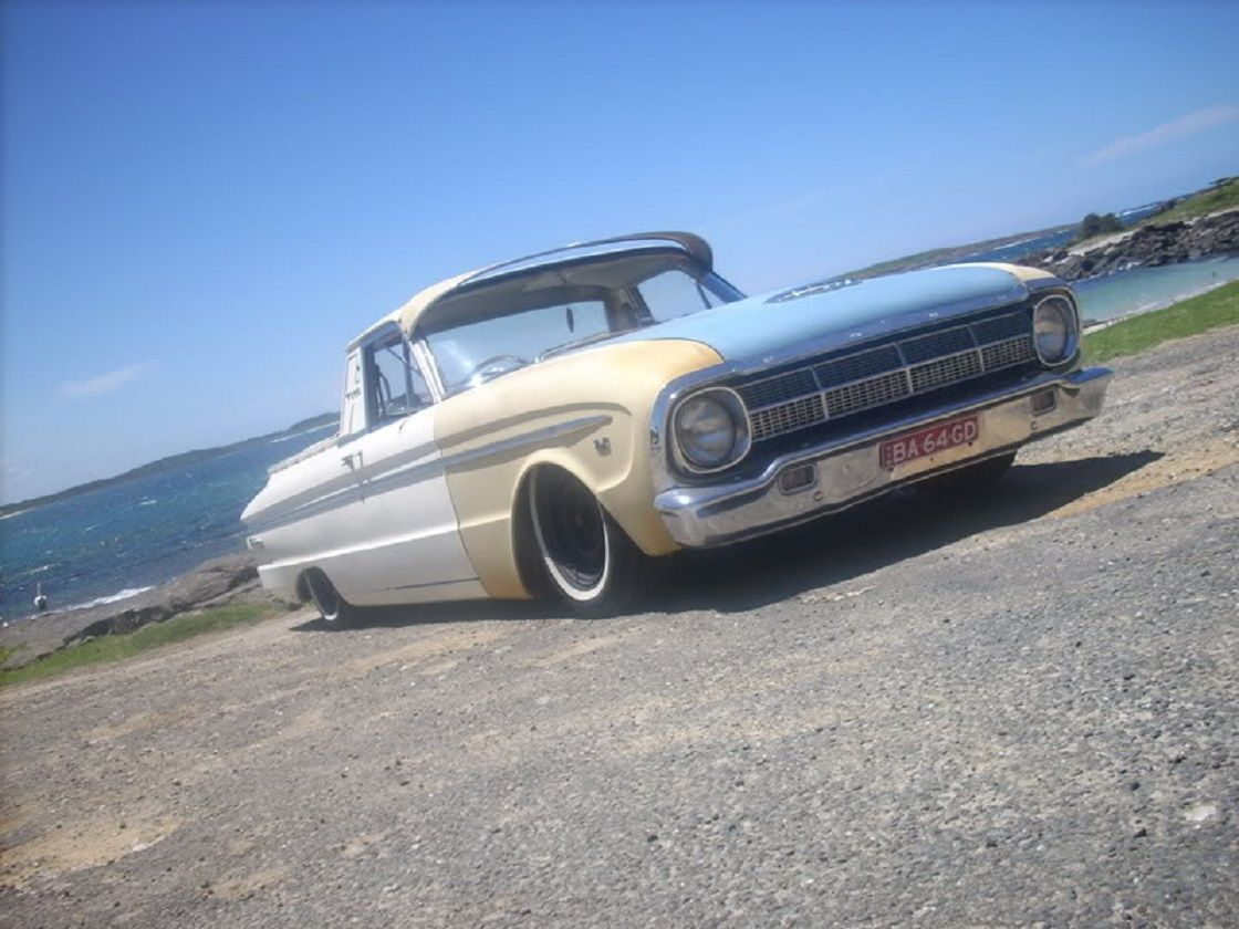 1964 ford falcon 4 door find used 1964 ford falcon 4 door 170 special - Ford Ranchero Low Flying Aussie Xm Ute Early Birdford Falconhot
