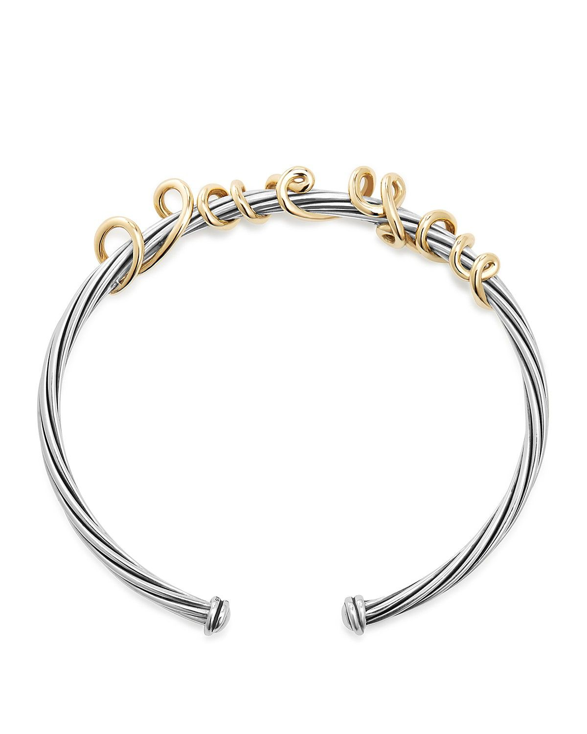nordstrom s david whispers love i whisper you bracelet yurman