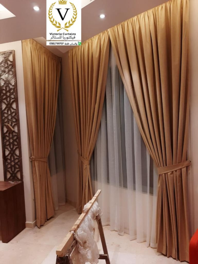 تفصيل ستائر في الرياض من فيكتوريا للستائر بالرياض 0581799707 شاهد الصور بالاسفل فيكتوريا للستائر اختيارك عند البحث Home Decor Curtains Decor