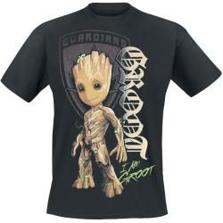 Photo of Herrenfanshirts #hennaart Guardians Of The Galaxy 2 – Groot T-ShirtEmp.de
