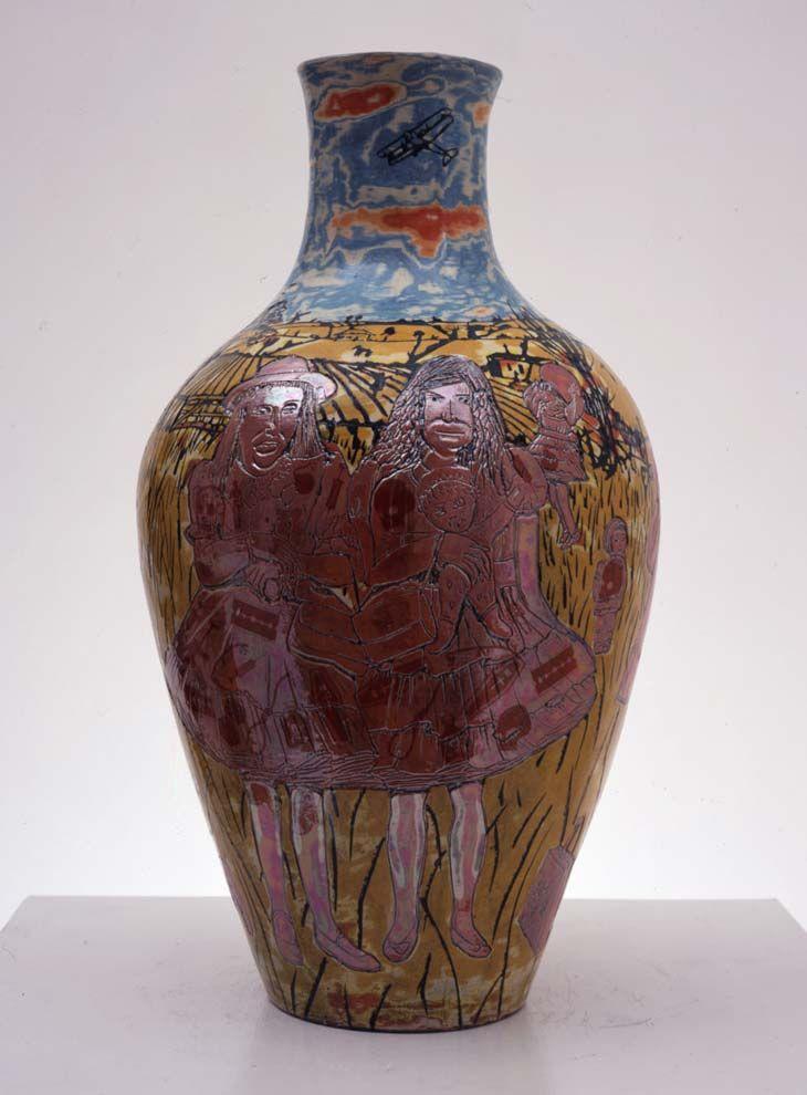 Grayson Perry Ceramics Ceramics Now Contemporary Ceramics