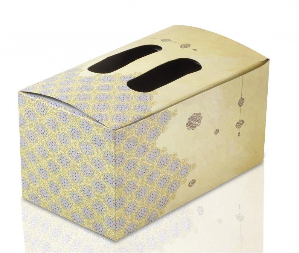 علب توزيعات بتصميم رمضاني مناسبة لتوزيعات افطار صائم سهلة الحمل الطول 19 5 سم العرض 11 سم الارتفاع 10 سم العدد 50 علبه ف Takeout Container Container
