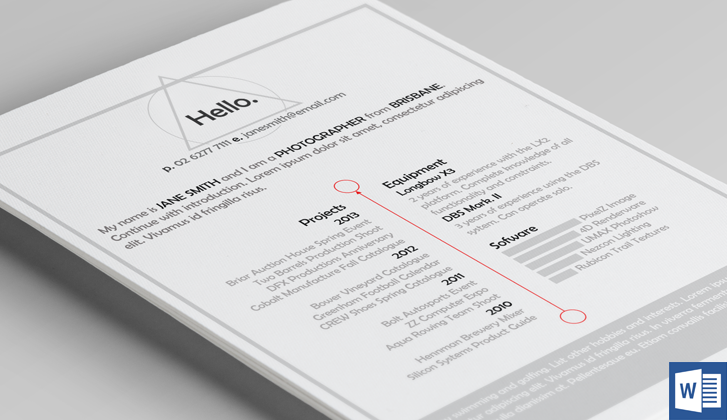 Triangle  resume template  Get it at https   www 12resumes com      Triangle  resume template  Get it at https   www 12resumes com