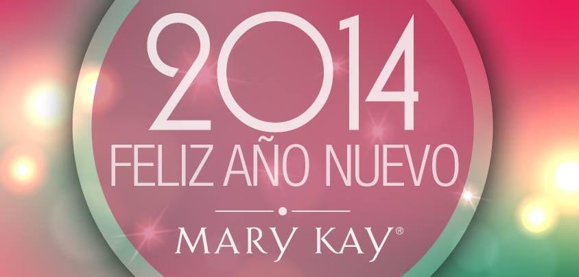 Estoy segura de que tú harás que cada día sea increíble solamente por lo que expresas con tus ojos, con cada apretón de manos y transmitiendo un espíritu amistoso. Te sentirás contenta con pensar, decir y hacer las cosas que tú sabes que son correctas y, aquellas cosas en las que crees con todo tu corazón, dices con tu boca y haces con amor, inevitablemente sucederán!-Mary Kay Ash El 2013 ha sido un grandísimo año para Mary Kay, el 2014 promete mucho más para ti también si así lo crees…