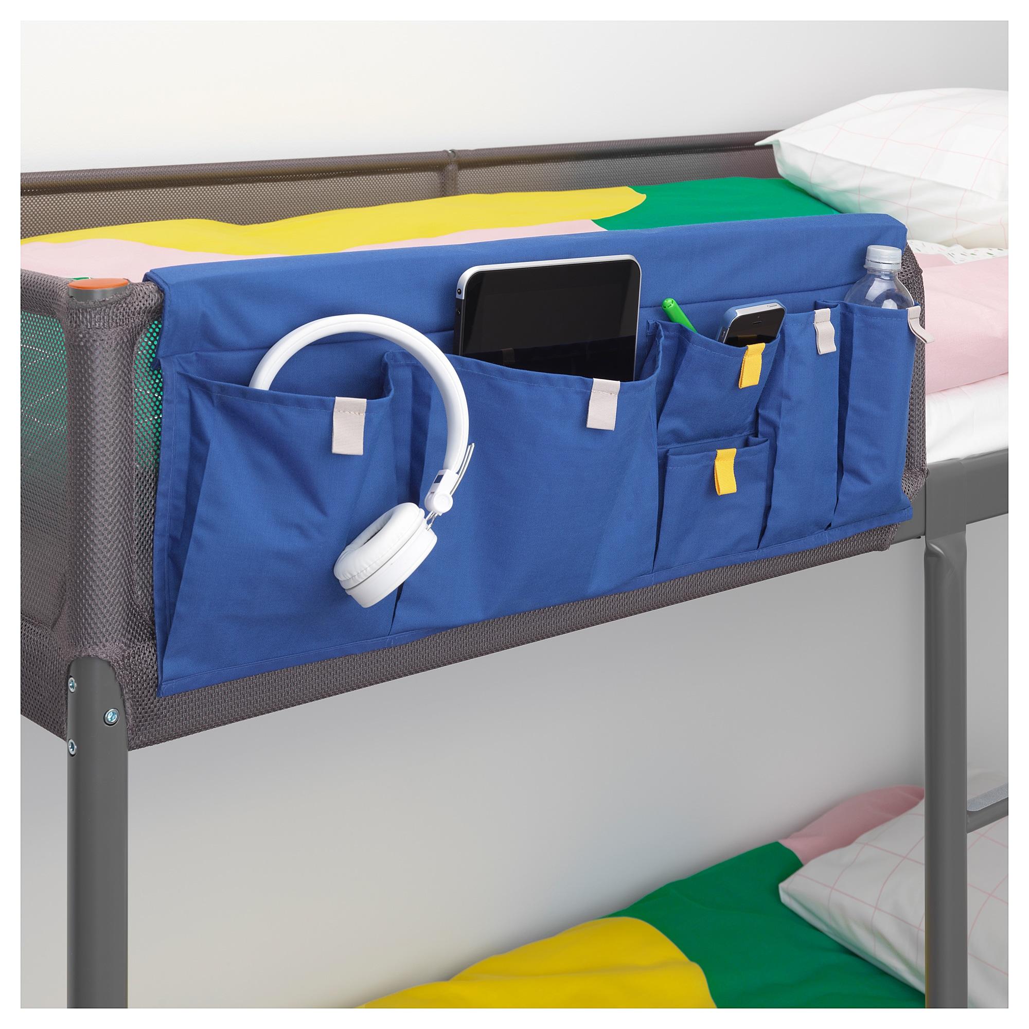 MÖJLIGHET Bed pocket, blue in 2019 Products Bed pocket