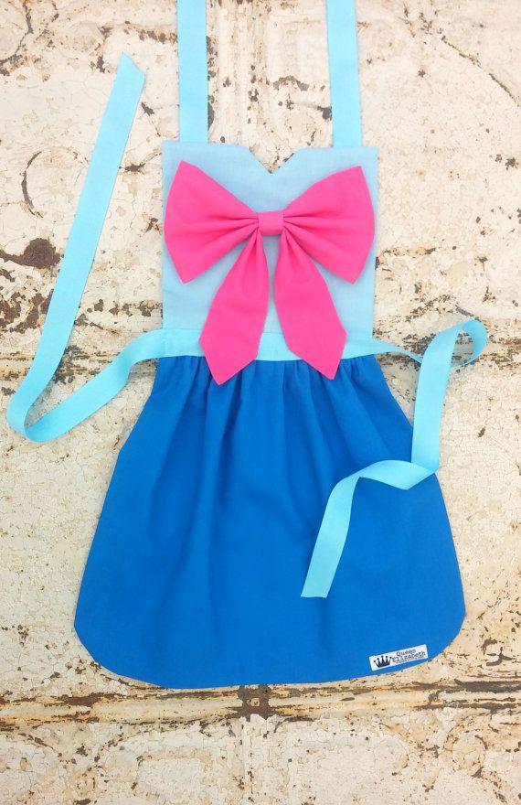 a5e1afdbf7f12 FAIRY GODMOTHER CINDERELLA Disney princess inspired Child Costume ...