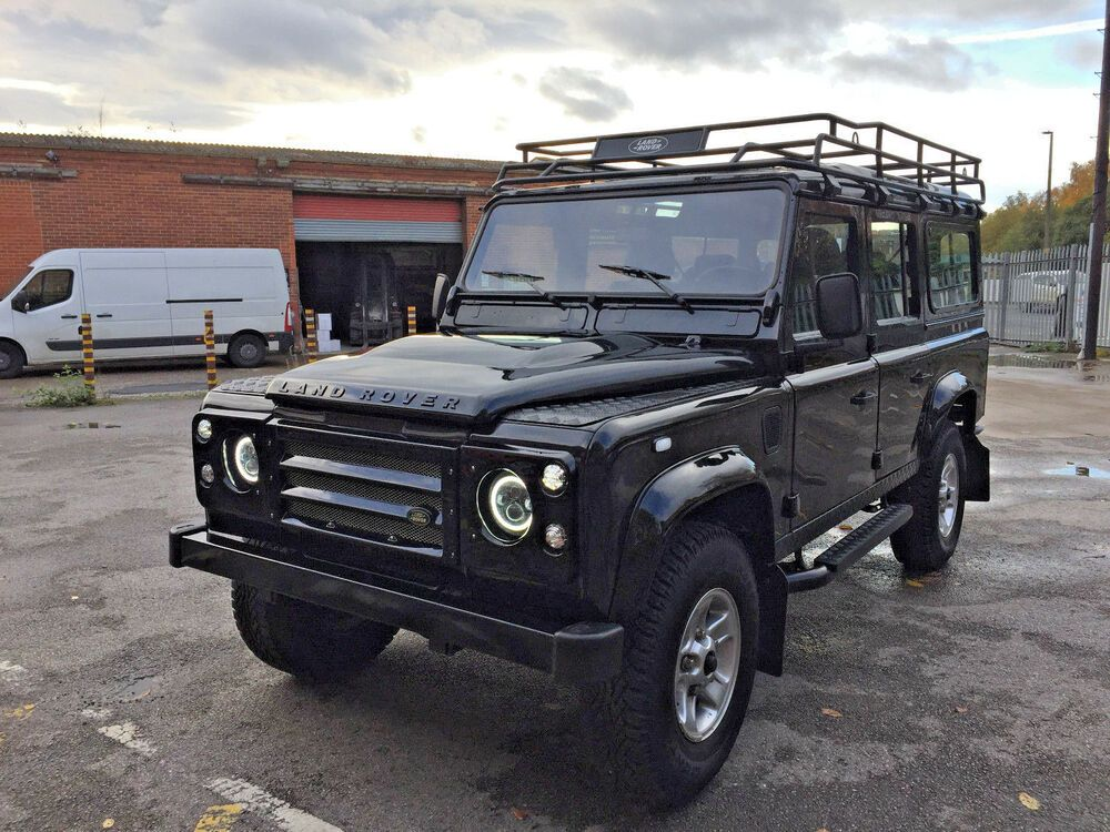 1992 Factory Lhd Land Rover Defender 110 2 5tdi Csw Mantec Wheel Carrier 16 Boost Alloys With Continental Tyres New Land Rover Defender Land Rover Defender