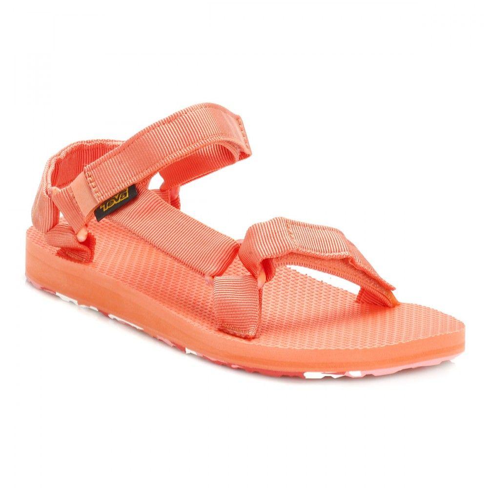Teva Womens Coral Original Universal Marbled Sandals