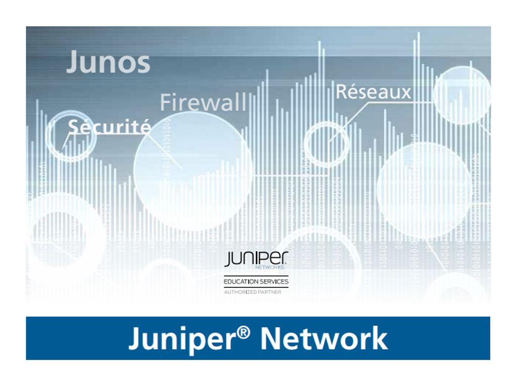 Formation Juniper Networks Reseaux Et Securite Formation Informatique Informatique