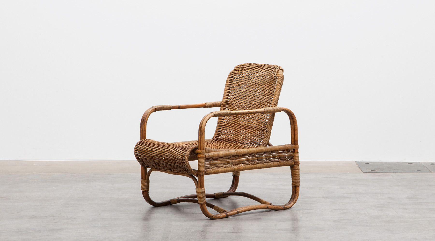 lounge chair by Erich Dieckmann Frank Landau Stühle