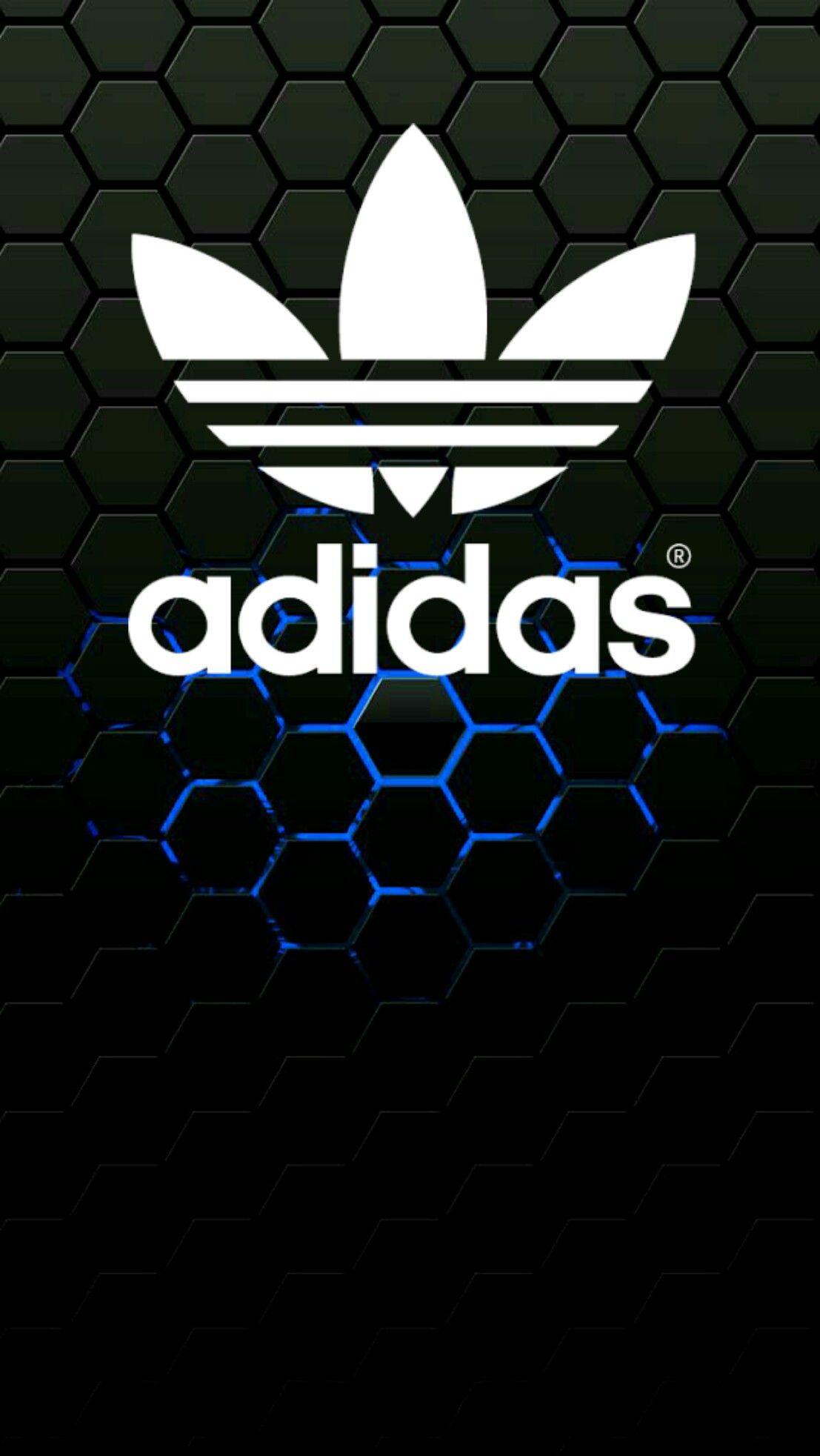 Adidas nero sfondo androide iphone futeball pinterest