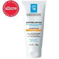 Best moisturizer!  La Roche Posay - $31.50