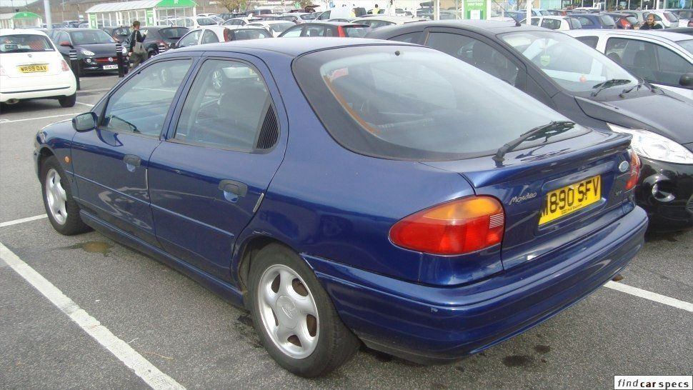 28++ Ford mondeo st mk1 trends